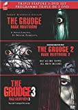 The Grudge 1, 2, 3 (Triple Feature) (Boxset) DVD