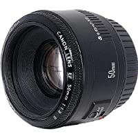 Canon Ef 50Mm F/1.8 Ii Lightweight Lens from Canon