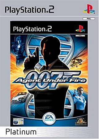 James Bond 007: Agent Under Fire [Platinum]