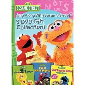 Sesame Street - Sing Along With Sesame movie