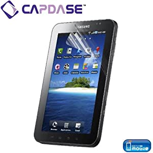 Capdase Screen Protector SPSGP1000-E for Samsung Galaxy Tab GT-P1000 (Clear)