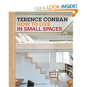 How to Live in Small Spaces: Amazon.co.uk: Sir Terence Conran: Books