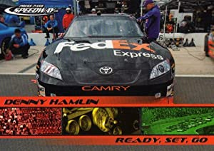 Buy 2008 Press Pass Speedway #76 Denny Hamlin by Press Pass