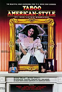 Taboo American- Style 3: Nina Becomes an Actress Poster Movie 11x17 Raven Gloria Leonard Carol Cross