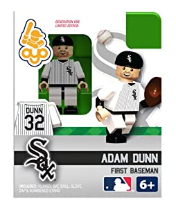 MLB Chicago White Sox OYO Figure-Adam Dunn