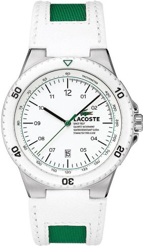 Lacoste 2010563 Leather Date Watch