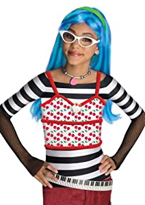 Monster High Ghoulia Yelps Child Wig from Rubies