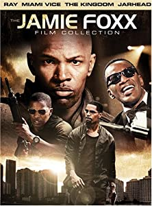 The Jamie Foxx Film Collection from Universal Studios