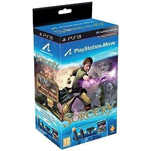 Pack Découverte PS Move + Manette de détection de mouvements PS Move + Sorcery