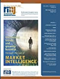 img - for The Retirement Management Journal: Vol. 2, No. 2, Market Research Insight Issue (The Retirement Mnagement Journal) (Volume 2) book / textbook / text book
