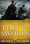Theft of Swords (Riyria Revelations b...