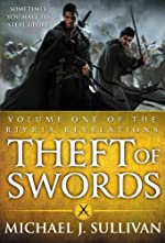 Theft of Swords (Riyria Revelations)