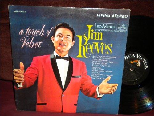 a touch of velvet (RCA 2487- LP vinyl record)