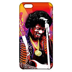 ezyPRNT Jimi Hendrix a Music Legend Printed Mobile Back Case Cover for Apple iPhone 6s plus