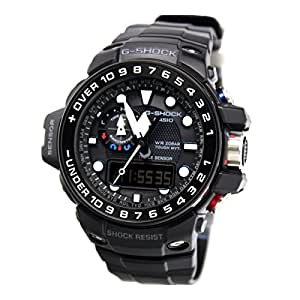 Casio Mens G SHOCK GULFMASTER Analog-Digital Sport