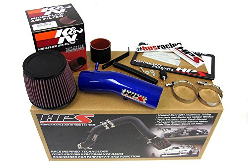 HPS 27-275BL Blue Shortram Air Intake Kit Cool (Non-Carb Compliant) (06 Acura Tl Short Intake compare prices)
