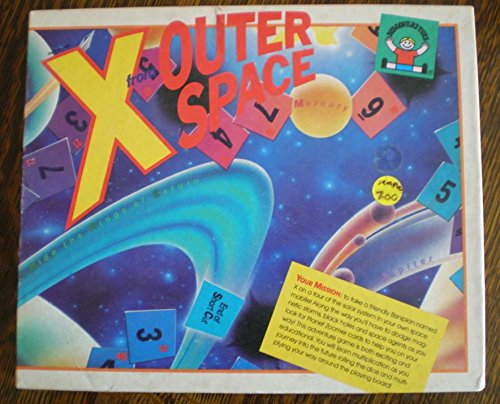 X from OUTER SPACE Board Game