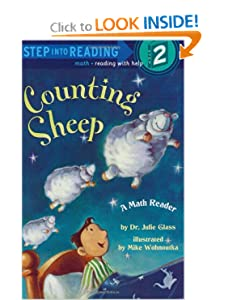 Counting Sheep (Step-Into-Reading, Step 2) by Julie Glass and Mike Wohnoutka