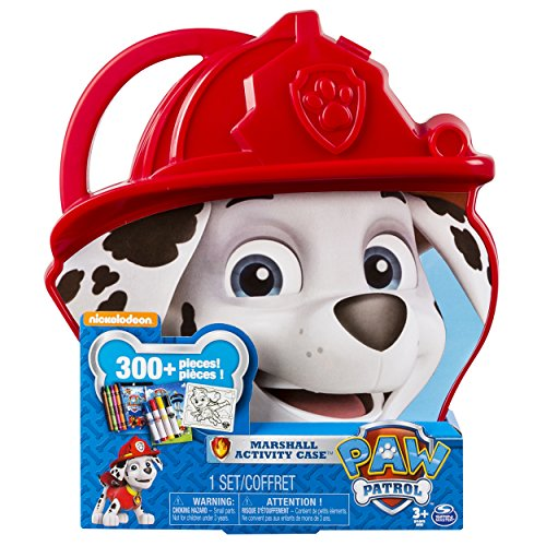 Paw Patrol, Marshall Activity Case - 1