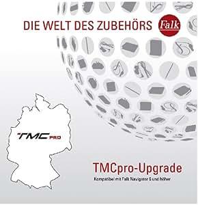 Falk 1677790000 TMCpro - Actualización (2010-1) para GPS Falk con programa Falk Navigator 6 hasta 10