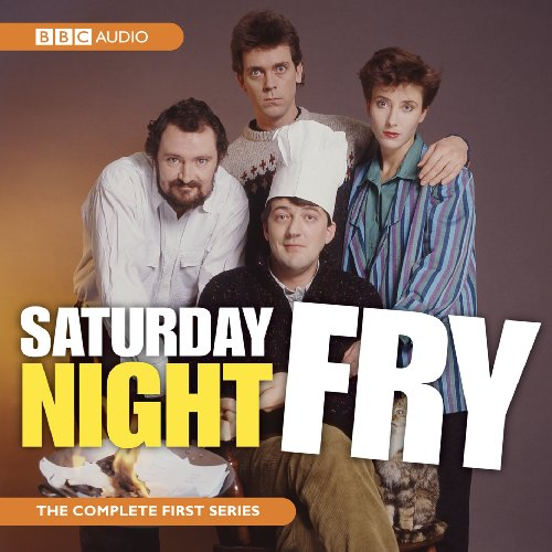 BBC Radio Comedy - Saturday Night Fry - Series 1 S4L - Stephen Fry