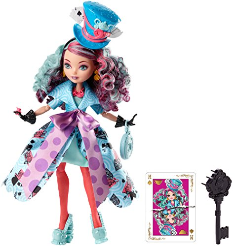 Ever After High Way Too Wonderland Madeline Hatter Doll (Blair Witch Figure compare prices)