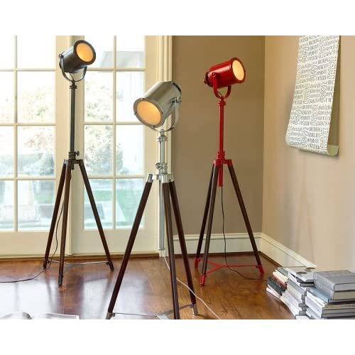 Pottery Barn Photographer 39 S Tripod Floor Lamp
