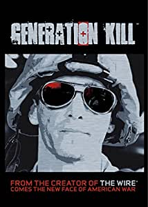 Generation Kill S1 D1-3/ S DVD [Import]
