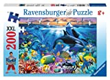 Picture Of <h1>Oceanic Life 200 Piece Puzzle</h1>