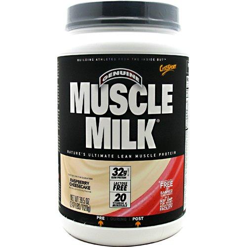 Muscle Milk Rasp Chzcke 2.47Lb