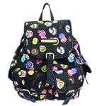 New Girly Handbags Rucksack Canvas Cu...
