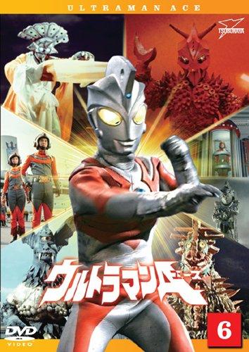 ウルトラマンA(エース) Vol.6 [DVD]
