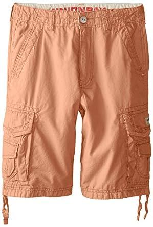 Unionbay Big Boys' Cordova Cargo Short, Apricot, 8