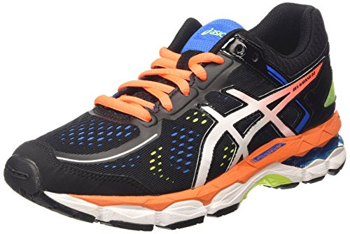 asics-gel-kayano-22-gs-unisex-kids-running-shoes-black-black-hot-orange-electric-blue-9030-2-uk