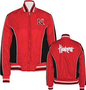 Nebraska Cornhuskers GIII Ladies Reversible Full Zip Jacket by G-III Sports