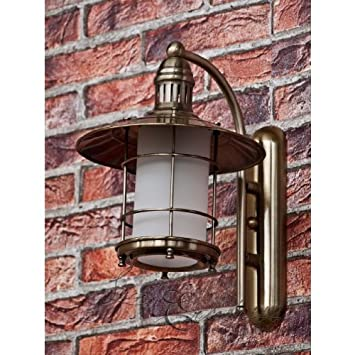 applique lampelampeluminairemuralelanterneint rieurstylemaisonde champagnebronze7991n. Black Bedroom Furniture Sets. Home Design Ideas