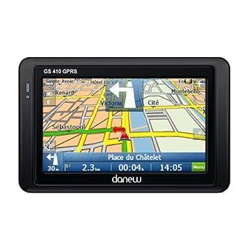 """Danew GS410 GPS Ecran 4,3"""" GPRS"""