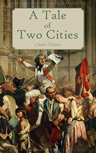 charles dickens a tale of two cities the inevitability of the french revolution