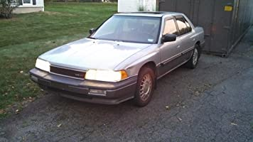 1987 Acura Legend:Main Image