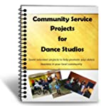 Community Service Projects for Dance...