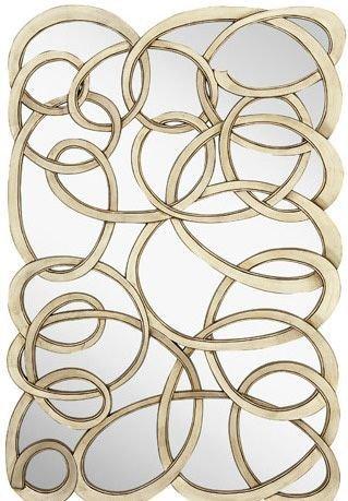 Cheap deals mcgehee contemporary decorative mirror 40 x60 for Cheap designer mirrors