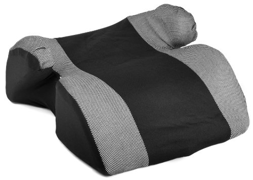 Booster-Seat-3-12-Years-Group-23-Black-Grey