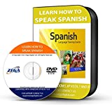 Learn to Speak Spanish Language Training Course Software DVD Disc