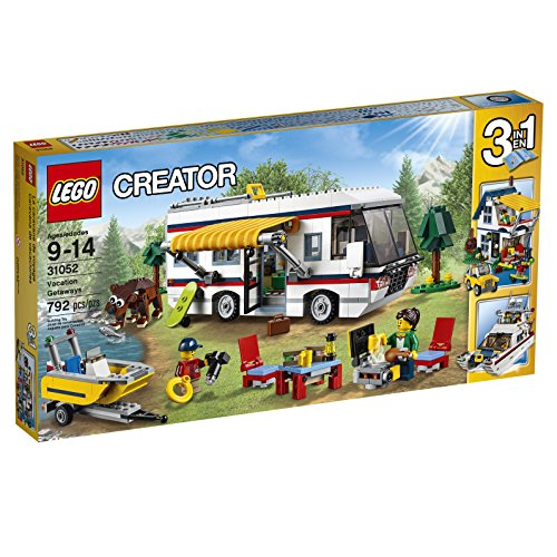LEGO Creator  Vacation Getaways