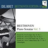 Beethoven: Piano Sonatas Vol.5