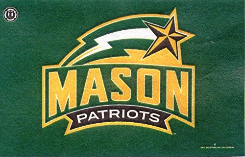 NCAA George Mason 3-Foot by 5-Foot Banner Flag