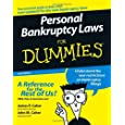 Personal Bankruptcy Laws For Dummies (For Dummies (Business & Personal Finance))