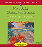 img - for Miss Julia Stands Her Ground book / textbook / text book