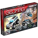 Geomag - Wheels Police Squad, juego de construcción (708)