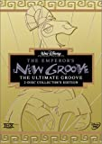 51VN36P7EXL. SL160  The Emperors New Groove: The Ultimate Groove (Two Disc Collectors Edition)
